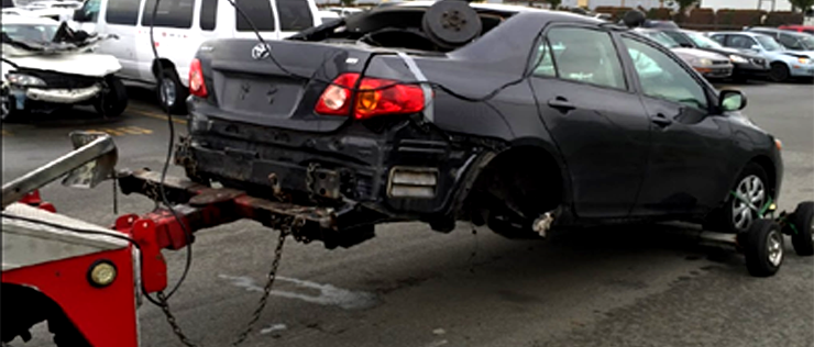 car towing & truck towing